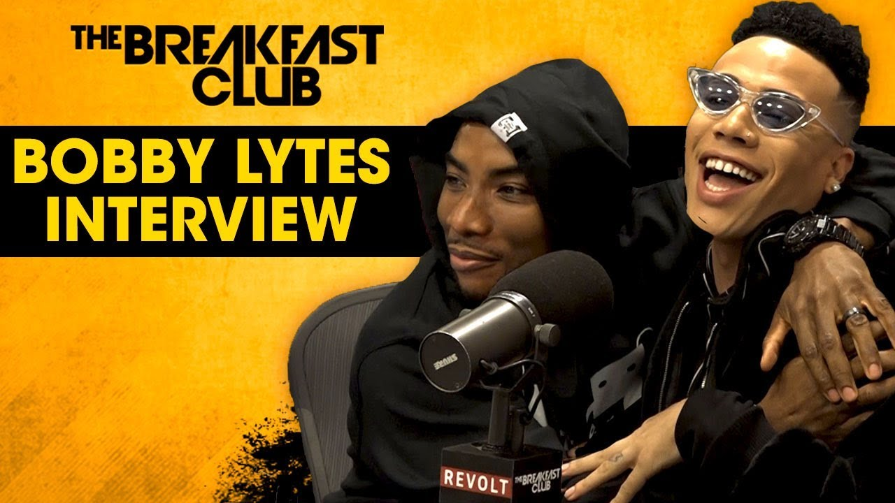 Image result for Bobby Lytes Tries To Make Charlamagne Uncomfortable