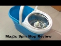 Magic Spin Mop Gala Review