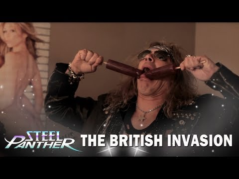 """Steel Panther - """"The British Invasion"""" Teaser #6 Michael"""