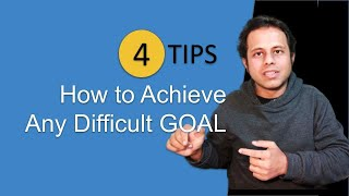 Gambar cover Sunday Special 9 | How to achieve any difficult GOAL | 4 Tips