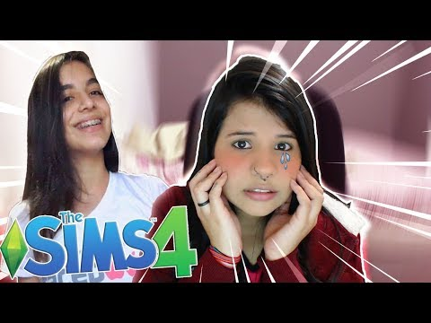 The Sims 4: FUI TENTAR CONQUISTAR A JU NESSE VÍDEO?! - YOUTUBERS VAMPIRAAS #03 (Coelha)