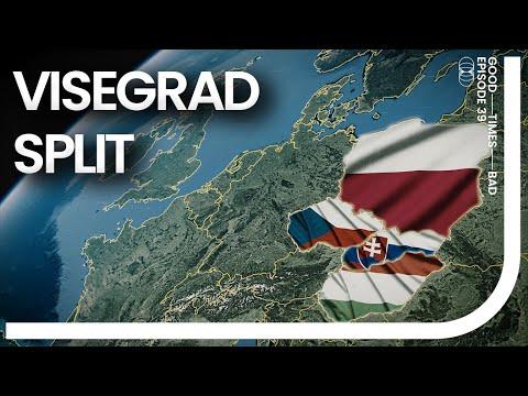 Divergence of interests splits the Visegrad 4