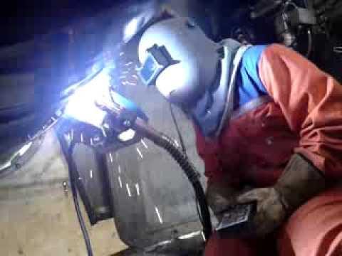 Visser Smit Hanab & Energi net & GokBrothers Welding Group - Pipeline Welding