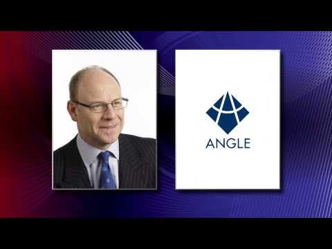 Angle CEO explains benefits of teaming up with multinational