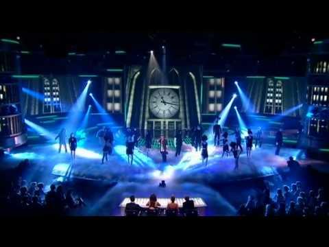 Aiden Grimshaw sings Thriller - The X Factor Live show 4 (Full Version)