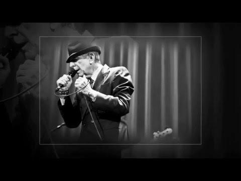 Leonard Cohen - I'm Your Man (Lyrics + Karaoke)