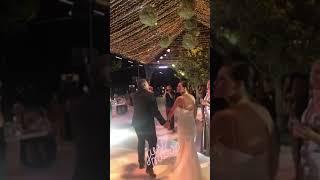 ilovestyle.com - Ρέμος - Μπόσνιακ: Είσοδος στη δεξίωση του γάμου 3