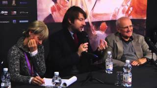 "TFF31 - ""Historia de la meva mort"" Press Conference"