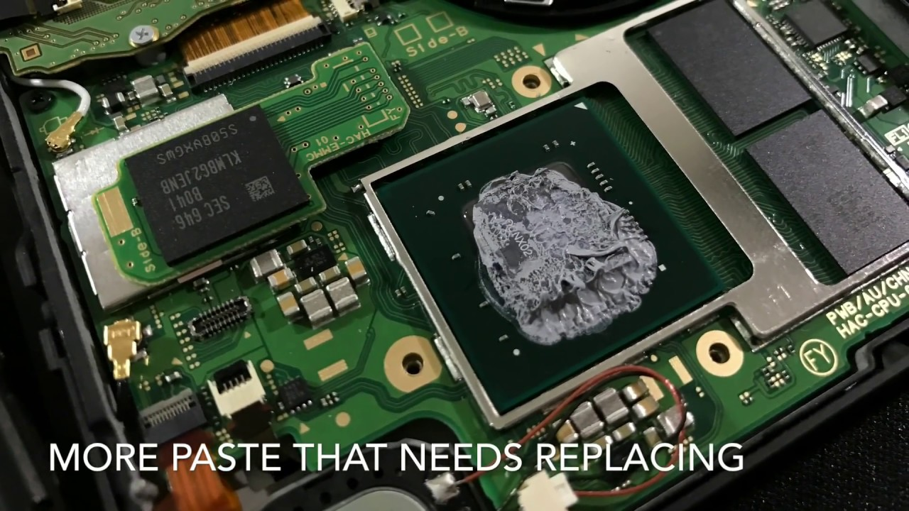 Exchanging thermal paste? | GBAtemp net - The Independent