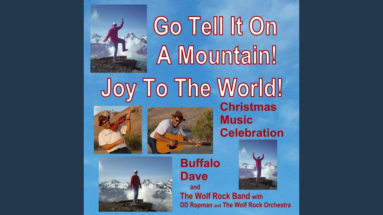 Joy to the World (feat. The Wolf Rock Orchestra) - YouTube