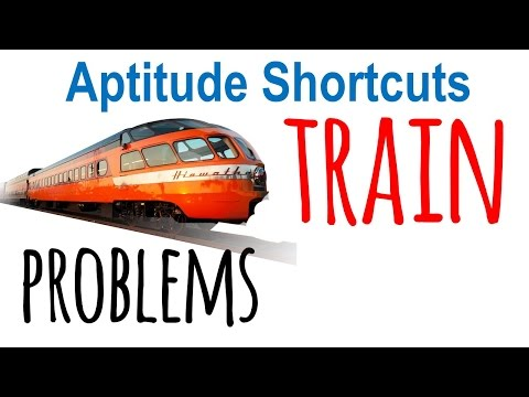 Train problems aptitude trick