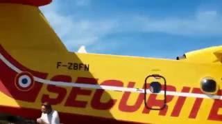 أروع هبوط طائرة - the grandest landing of a plane