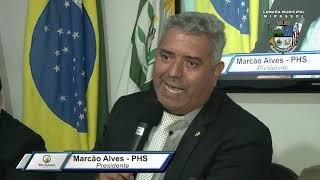 6ª S.Ordinária - Marcão Alves