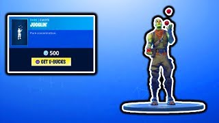 FORTNITE NEW JUGGLIN' EMOTE! REAPER PICKAXE RETURN! FORTNITE ITEM SHOP UPDATE! FREE V-BUCKS GIVEAWAY