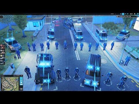 Emergency 2017  SWAT Raids Terrorist Base! 4K