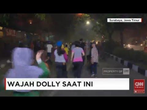 Menengok Wajah Lokalisasi Dolly Surabaya Kini; Dolly Saiki