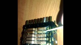 Reparare bloc lumini golf 4