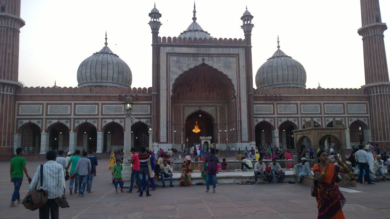Jama Masjid Chandni Chowk