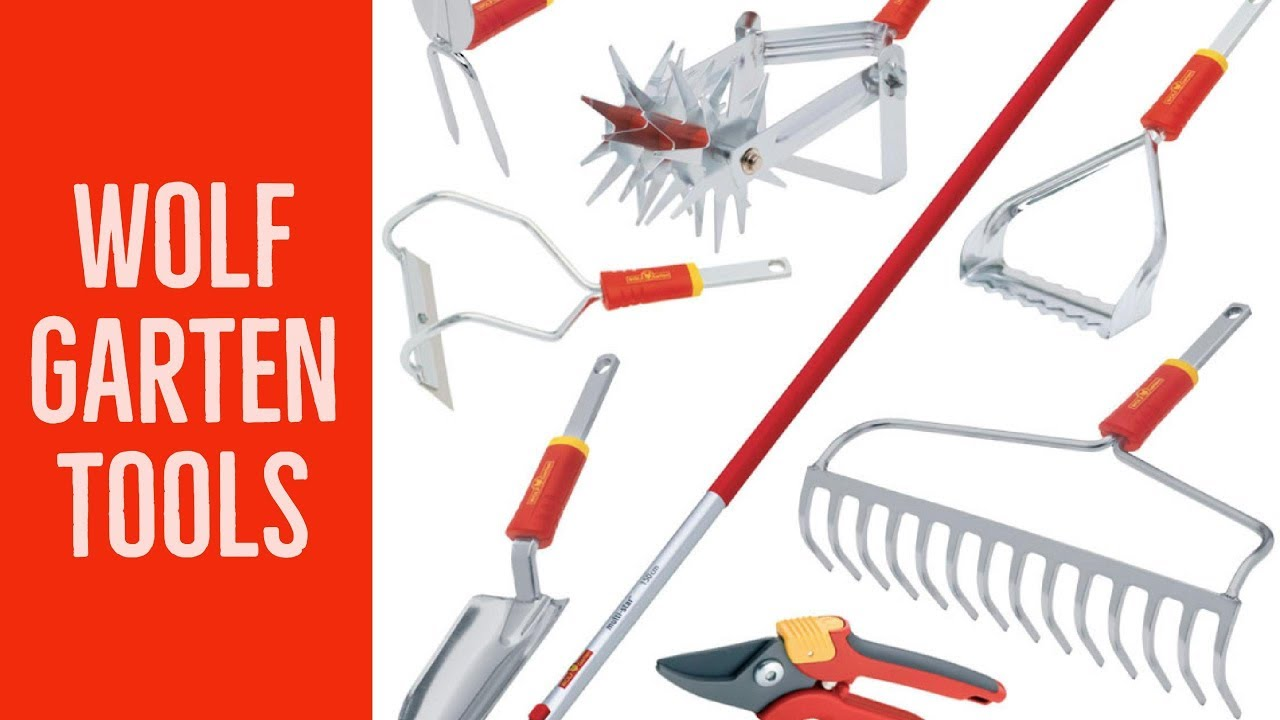 Paraplegic Gardener Reviews Wolf Tools