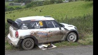 Ulster Rally 2017 (Flyin Finn Motorsport) Rally Action