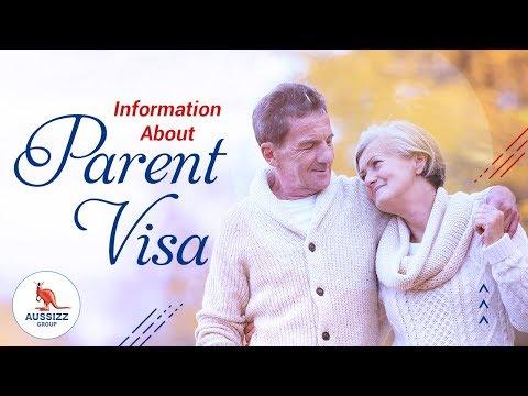 Information About Parent Visa