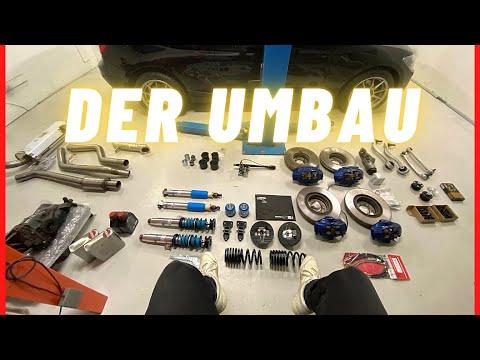 Der UMBAU zum