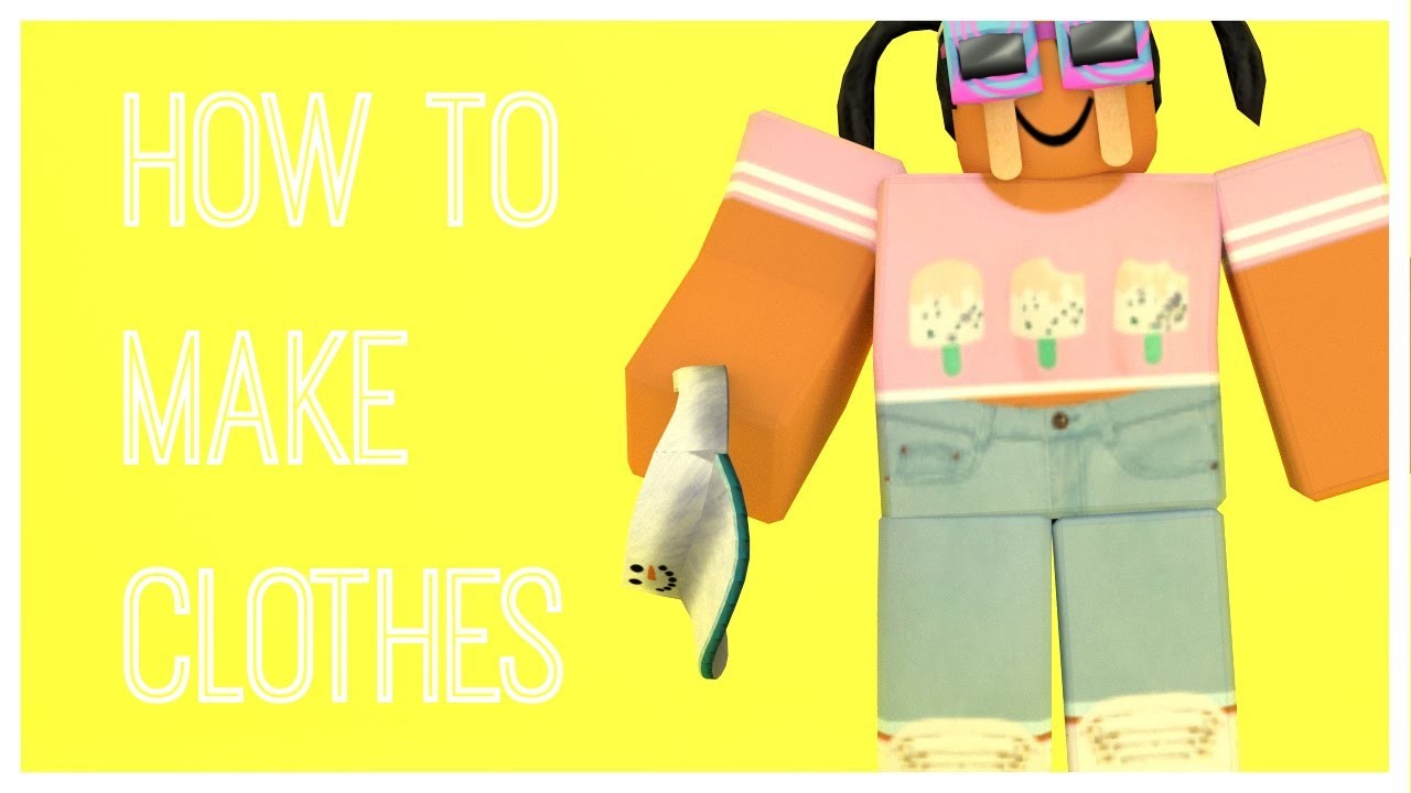 roblox  how to make clothes   pants  u0026 shirts