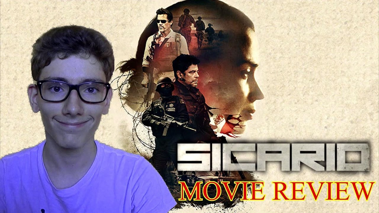 Sicario [Movie Review] - YouTube