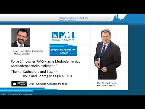 PMICC014  Agiles PMO - Kathedrale und Basar