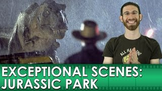 Exceptional Scenes - Jurassic Park (Belated Media)