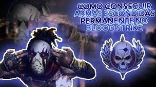 Blood Strike - COMO CONSEGUIR ARMAS ESCONDIDAS NO JOGO