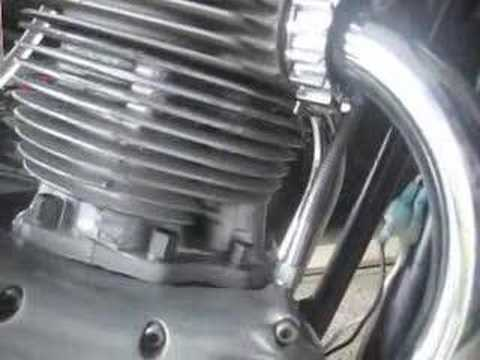 norton commando engine noise youtube. Black Bedroom Furniture Sets. Home Design Ideas