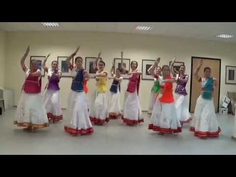 Des Rangila - Sapna Dance Group (from Belarus)