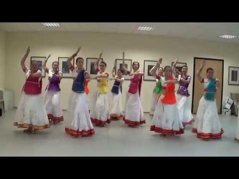 Des Rangila - Sapna Dance Group (from Belarus)