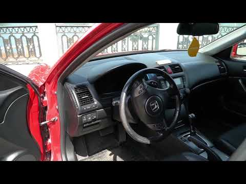 Хонда Аккорд 7 отзыв владельца и тест драйв Honda Accord 7