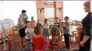 """старша група заняття """"Подорож до чарівного острова"""" ДНЗ №6 """"Казка"""""""
