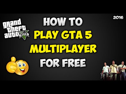 How To Play GTA V Multiplayer On Cracked Version (Coop) July 2016 Tutorial