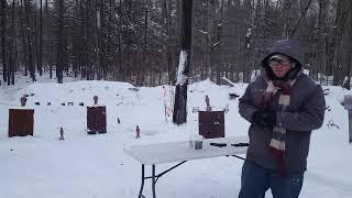 1 to 5 Pistol Drill