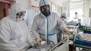 В России за последние сутки коронавирусом заразились около 8 5 тысяч человек