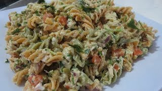 Macaroni Salad Recipe Trini