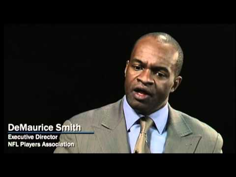 A Conversation with DeMaurice Smith, Executive Director of the NFL Players Association