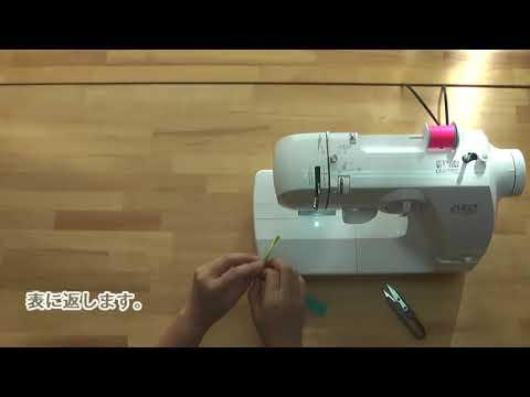 オーバーレインコートの作り方 03 簡単手作り犬服