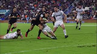 HIGHLIGHTS: 2018 Super Rugby Week #8 Jaguares v Crusaders