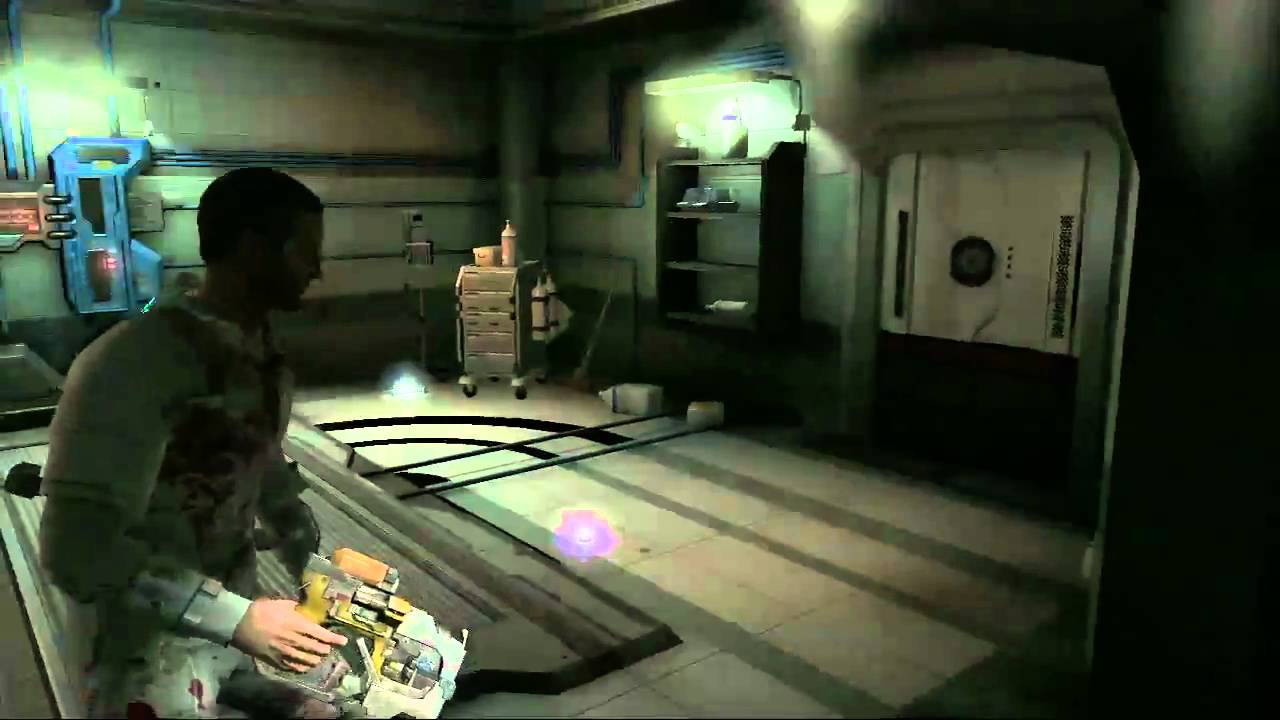 AH Guide: Dead Space 2 - Hidden Items in Chapters 1 & 2 (Logs and  on
