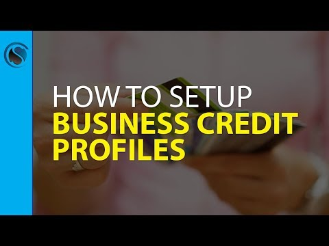 How to Setup Your Initial Business Credit Profiles with Dun & Bradstreet, Experian, and Equifa