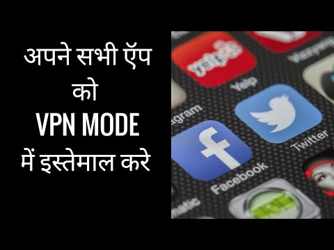 How To Use All App In Vpn Mode Orbot Proxy With Tor Orbot App
