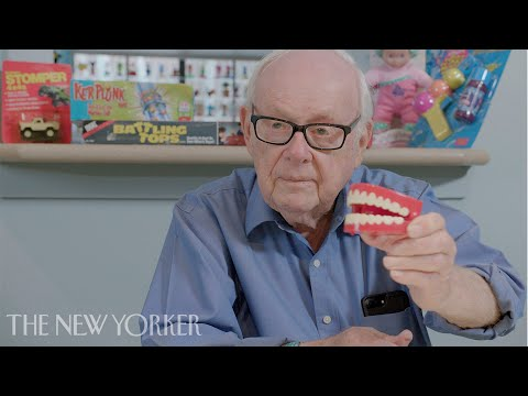 The Man Who Invented More Than 800 Iconic Toys | The New Yorker