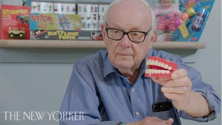 The Man Who Invented More Than 800 Iconic Toys | Eddy's World | The New Yorker