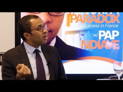 "11.10.16 | Pap NDiaye, ""The Minority Paradox: Blackness in France"" (Full Livestream)"