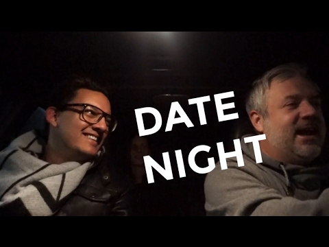 GAY HUSBANDS DATE NIGHT AGAIN | MARCH 10 VLOG